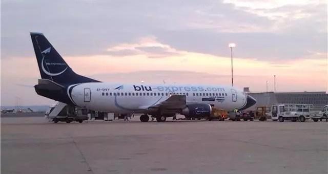 Voli per Nizza a 29,98€ con Blue Express per Natale