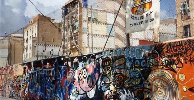 Festival della Cultura a Barcellona nel Raval