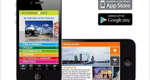 Tutto lo shopping di Rotterdam in un'App