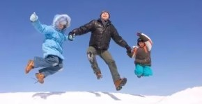 Sulle Pale di San Martino con l'offerta Dolomity Family Fun