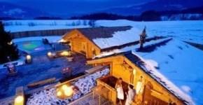 Plan de Corones in Alto Adige, dove fare la sauna a Cron4