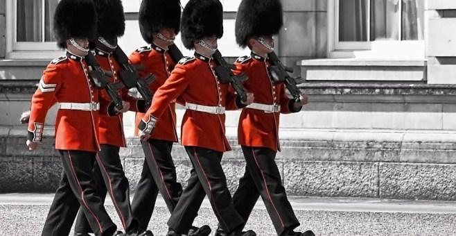 Cambio della guardia Londra a Buckingham Palace, date e orari