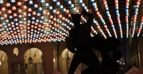 Luci d'Artista a Torino da novembre a gennaio