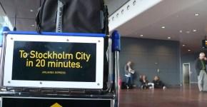Tre aeroporti a Stoccolma, quali sono e come arrivare in città