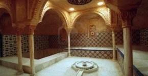 Granada low cost, bagni arabi gratuiti