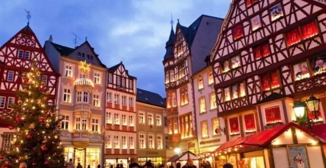 Berna e i Mercatini di Natale