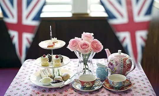 Dove comprare l'English Tea a Londra