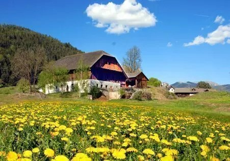 Il maso Moarleitnerhof, medicina naturale in Alto Adige