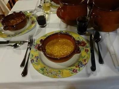 Mangiare romagnolo al Bastian Contrario a Rimini