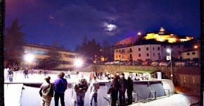 Holiday on ice a Pennabilli, Natale sui pattini