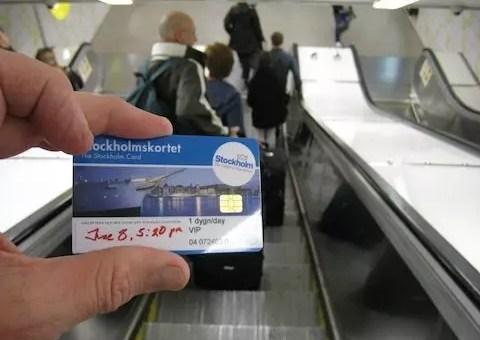 Stockholm card, 80 musei e attrazioni gratuite con prezzi
