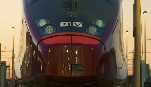 Italo Treno nelle Marche da Milano, tocca anche Rimini