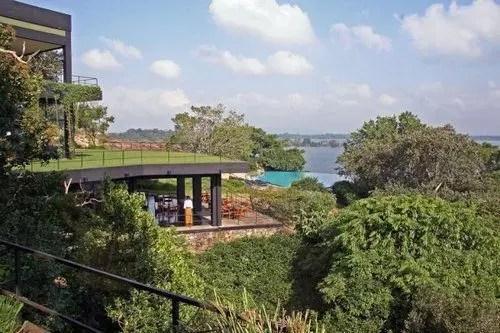 Hotel Kandalama a Dambulla, Sri Lanka: un soggiorno nella giungla
