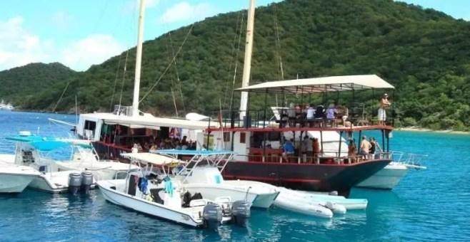 Un ristorante insolito ai Caraibi, il Willy Thorton