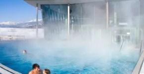 Il Cron4 a Plan de Corones è piscina anche per famiglie