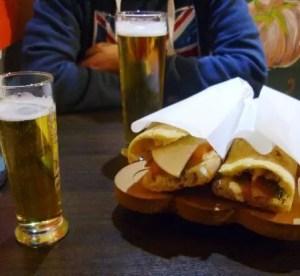 Duecentogradi, la paninoteca nel cuore di Roma