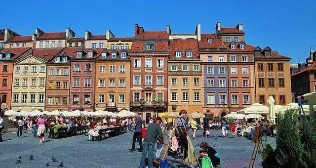 Varsavia, una città tutta da esplorare