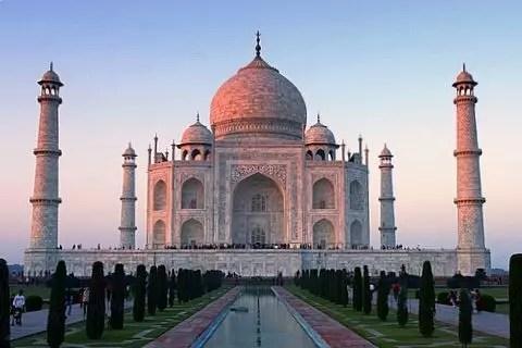 Taj-Mahal in India, il luogo più romantico della Terra