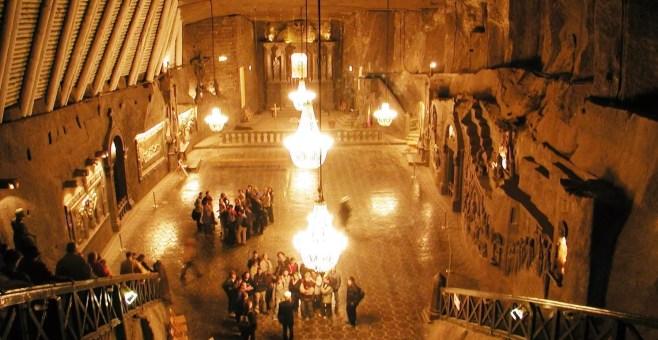 Wieliczka salt mine, la miniera di sale in Cracovia da visitare