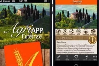 AgriApp, trovare l'agriturismo giusto in Toscana con un'app