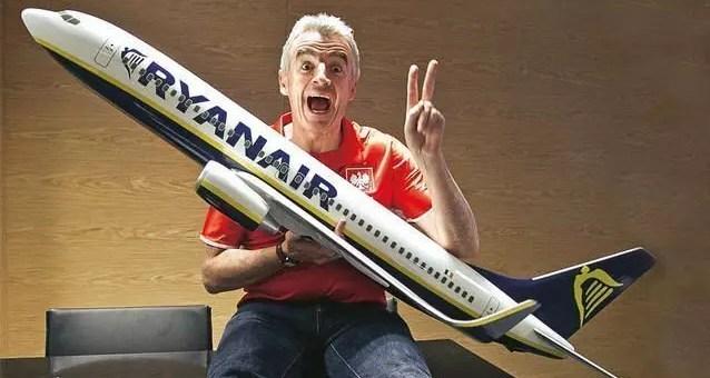 Ryanair arriva a Catania, la Sicilia collegata