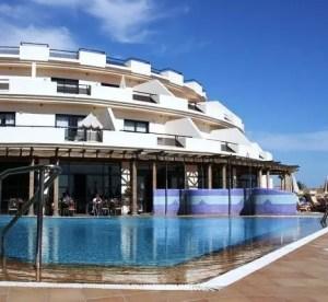 Sunrise Crystal Beach Hotel: Costa Calma di Fuerteventura