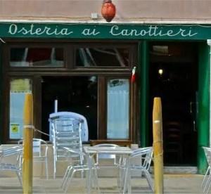 Osteria ai Canottieri, dove non andare a mangiare a Venezia
