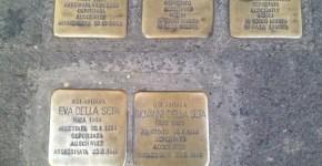Pietre di Inciampo, progetto in memoria delle vittime del nazismo