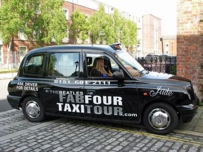 Fab Four Taxi Tour