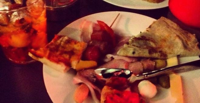 Via Chiabrera 23, un aperitivo a Rimini mediocre