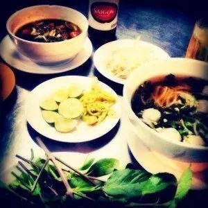 Pho, piatto nazionale vietnamita