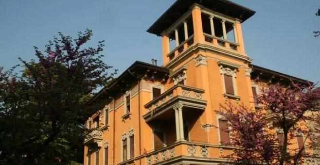Borgo Trento: tour gratuito del Liberty a Verona