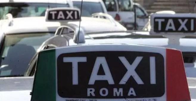 ChiamaTaxi, Numero Unico Taxi per Roma, nuovo servizio
