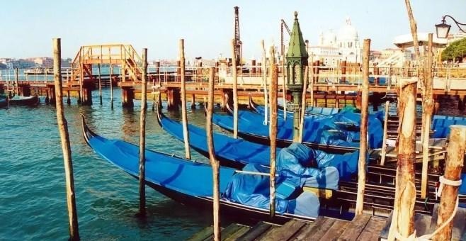 Gondole a 2€ a Venezia, romantici e low cost