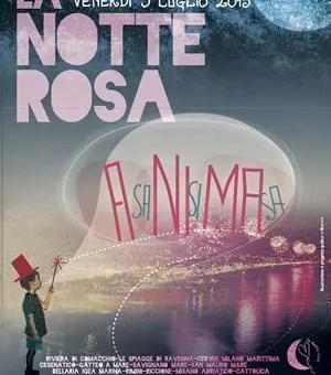 Notte Rosa 2013 e il tema dell'Anima il 5 luglio