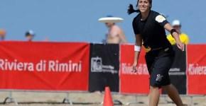 Paganello 2013 a Rimini, evento internazionale di ultimate