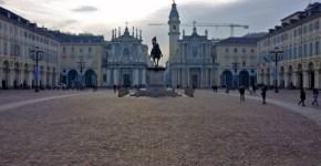 Piazza San Carlo a Torino, il salotto d'Italia