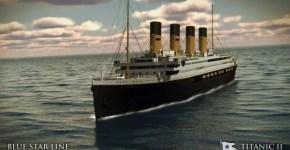 La replica del Titanic viaggerà dal 2016 a New York