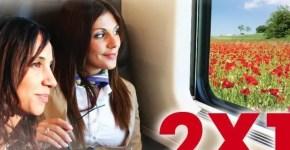 Festa della Donna: con Trenitalia paghi 1 e viaggi in 2