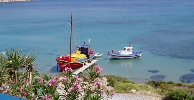 Patmos, guida per l'isola della Grecia