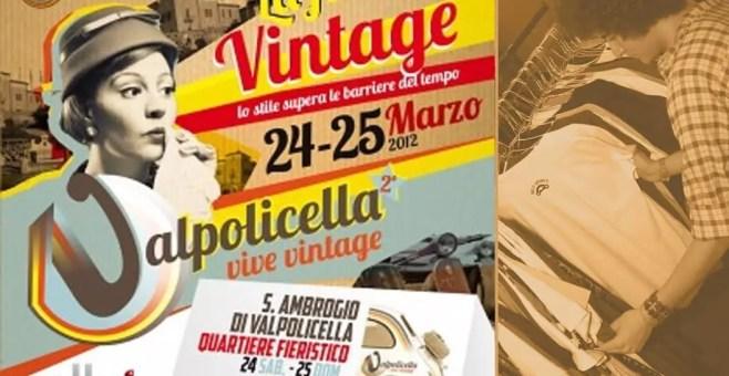 Valpolicella Vive Vintage a Verona per la terza edizione