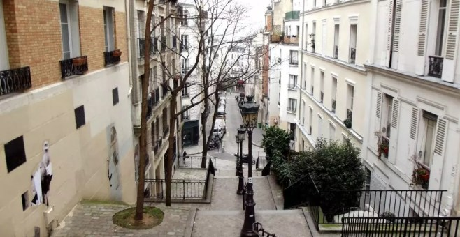 Dormire a Parigi: a 48€ a notte a Montmartre