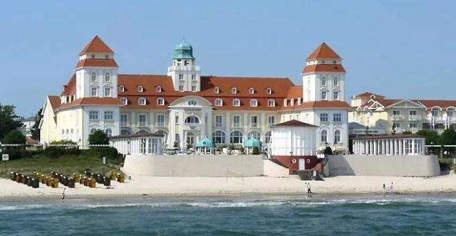 Rügen, fra storia e spiagge in Germania