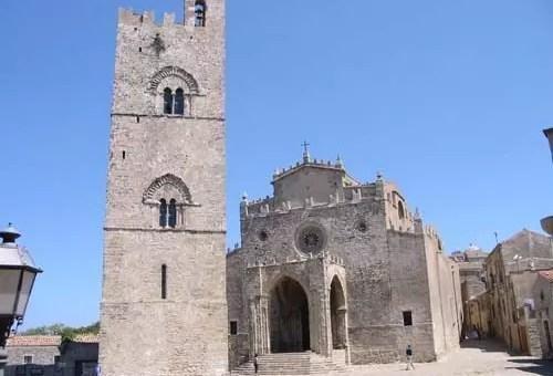 Erice, la città delle 100 chiese, Duomo dell'Assunta