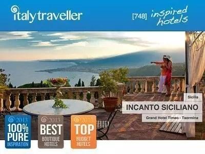 Italy Traveller, per i viaggiatori che cercano ispirazione