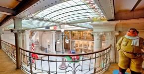 Museo del Fumetto e dei Puffi a Bruxelles