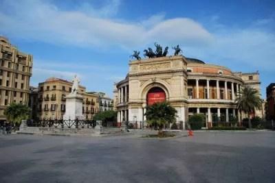 piazza politeama palermo