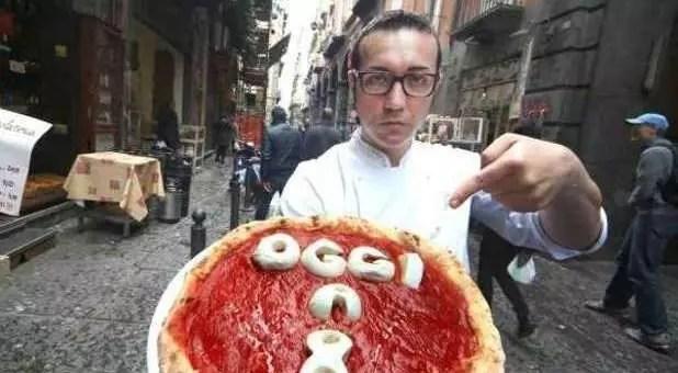A Napoli mangi la pizza e paghi dopo 8 giorni