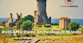 Il Parco Archeologico di Velia nel Cilento apre alle #invasionidigitali