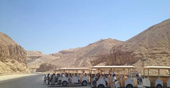 Valle dei Re a Luxor e la Tomba di Tutankamon